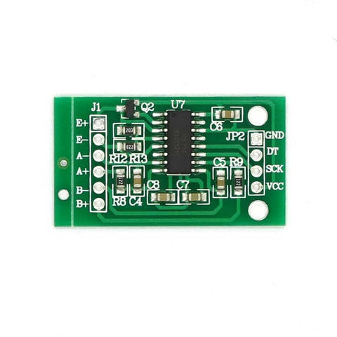 HX711 Weighing Sensor Dual-Channel 24 Bit Precision A/D weight Pressure Sensor - Robodo