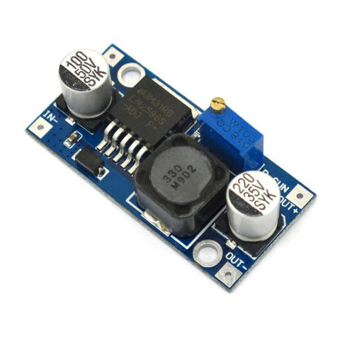 LM2596 DC-DC Buck Converter Step-Down Power Module - Robodo