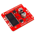 Dual Monster Moto Shield VNH2SP30 Motor Driver 2x14A (Peak 30A) - Robodo
