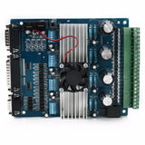 TB6560 4 Axis Cnc Controller 4 Axis Stepper Motor Driver DSP Controlled 3.5A 24V