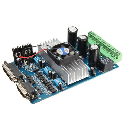 Axis Stepper Motor Driver Controller Board