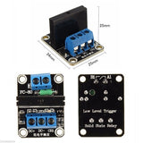 Solid Relay Module 1 channel 5v low level trigger for Arduino