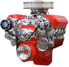 Chevy Big Block Victory Series Kit with Alternator, A/C and Power Steering