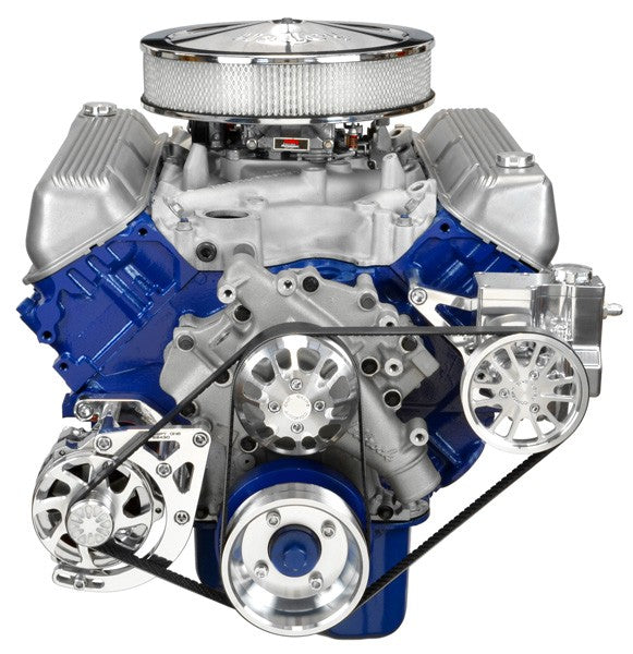 Ford 429460 Kit With Alternator And Power Steering: Ford 460 Engine Belt Diagram At Anocheocurrio.co