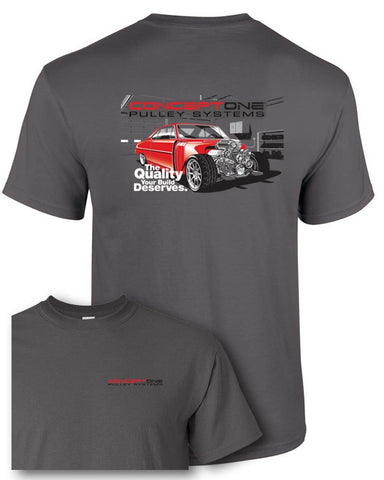 Concept One T-shirt (Gray)