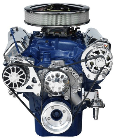 Ford 351C / 351M-400 Kit with Alternator and A/C