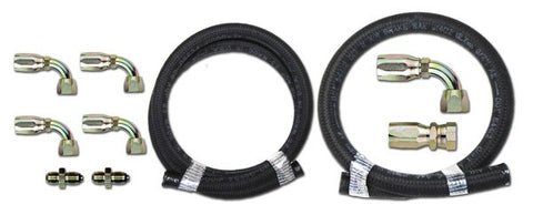 HK015 Black AQP Hose Kit