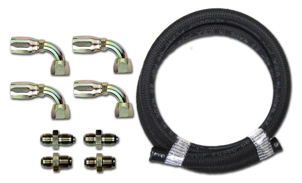 HK020 Black AQP Hose Kit