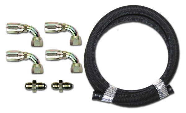 HK022 Black AQP Hose Kit