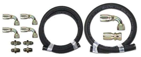 HK025 Black AQP Hose Kit