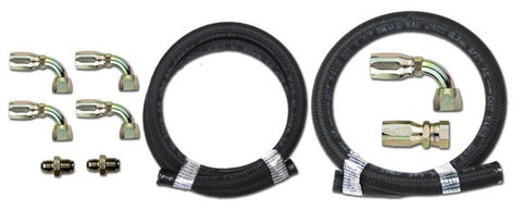 HK026 Black AQP Hose Kit