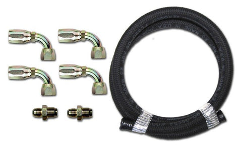 HK031 Black AQP Hose Kit