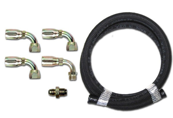 HK040 Black AQP Hose Kit