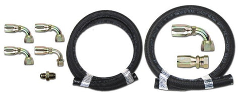HK045 Black AQP Hose Kit