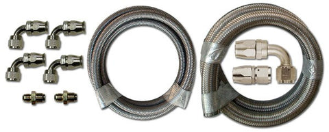 HK226 Stainless Braided Hose Kit