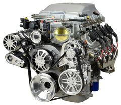 Chevy LS Victory Series Kit for Supercharger, Alternator, A/C and Power Steering - LSA