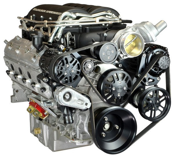 Ls1 Supercharger Magnuson: Chevy LS Victory Series Kit For Supercharger, Alternator