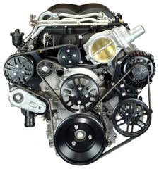 Chevy LS Victory Series Kit for Supercharger, Alternator, A/C and Power Steering - Magnuson Heartbeat