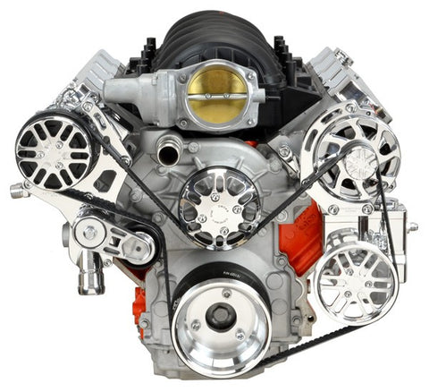 Car Pulley Systems, Serpentine Belt Conversion Kits, Engine Pulleys