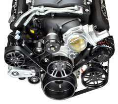 Chevy LS SC Max 10 Rib Kit for Supercharger, Alternator, A/C and Power Steering - Magnuson Heartbeat