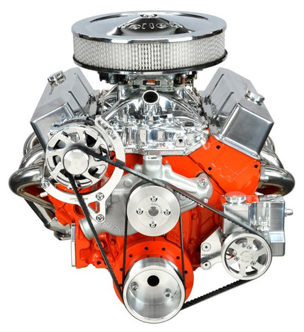 Chevy Small Block Basic Kit with Alternator and Power Steering