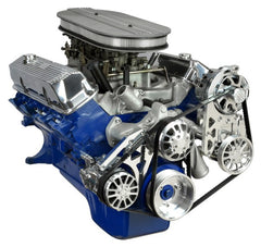 Ford FE Kit with Alternator, A/C and Power Steering