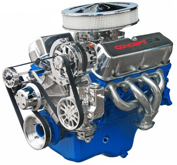 Ford Small Block Kit with Alternator and Power Steering