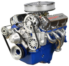 Ford FE Kit with Alternator and A/C