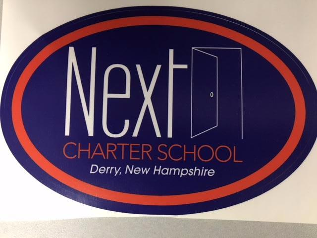 Next Charter School Decal (JUST ARRIVED!)