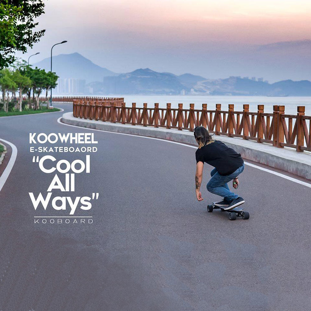 Koowheel Skateboard VS INBOARD: which one do you prefer?