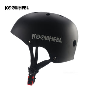 Koowheel 7pcs/set Skatebaording Helmet Wrist Knee Pad Elbow Guard Kneepads for Electric Skateboard