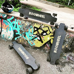 Koowheel D3M Gen 2 Electric Skateboard 5000mah Samsung - Free Shipping & Tax, Use Coupon get $40 off!