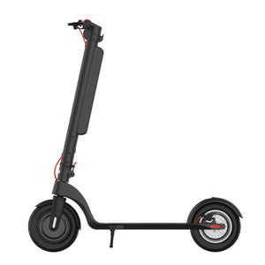 10 inch Inflatable electric scooter with swappable battery pack