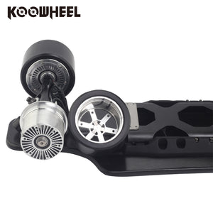 PU Cover For Motor - Koowheel Electric Skateboard (1 Pair)