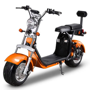 EEC COC Certified Citycoco scooter 60V 20AH/40AH battery 100km range Europe stock