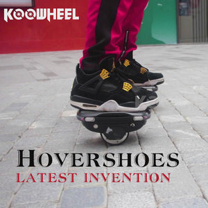 Koowheel Hovershoes: Revolutionary 2.0 Hoverboard - Free Shipping & Tax - USA Stocks - $10 Off