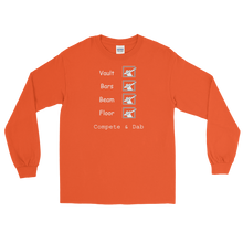 Gymnastics Dab Long Sleeve T-Shirt