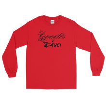Gymnastics Diva Long Sleeve T-Shirt