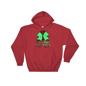 Cheer Hair Hooded Sweatshirt