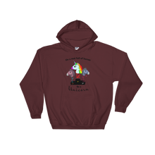 Be Unicorn Hooded Sweatshirt