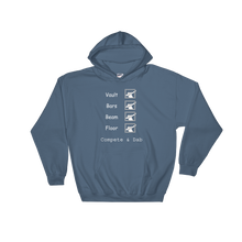 Gymnastics dab Hooded Sweatshirt
