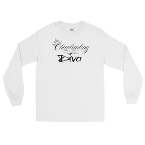 Cheer Diva Long Sleeve T-Shirt