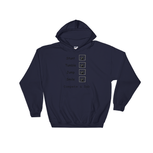 Cheer Dab Hooded Sweatshirt