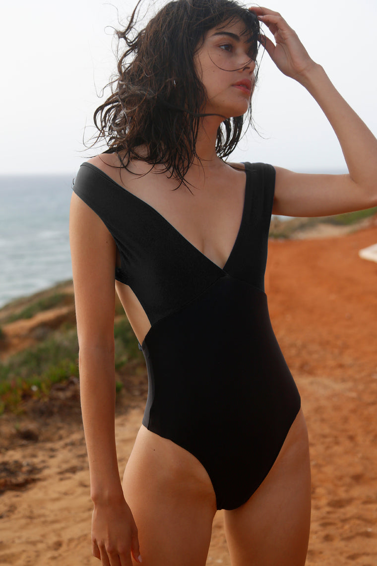 Vivianne Swimsuit Black