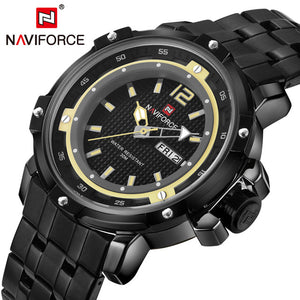 Sport/Military Men's Quartz Wrist Watch