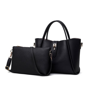 Luxury Women Designer Leather Handbag and Crossbody Bag