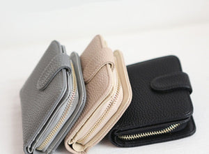 Fashion Leather Small Wallet