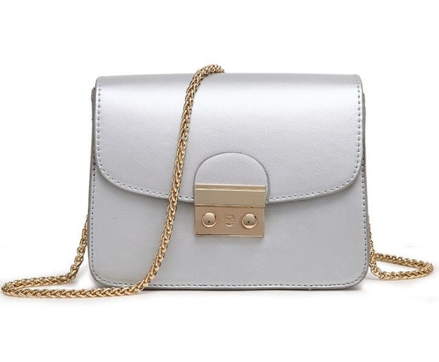 Mini Women Messenger Shoulder Chain Crossbody Bag
