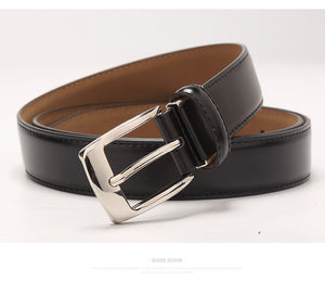 High Quality Cow Leather Belt For Men