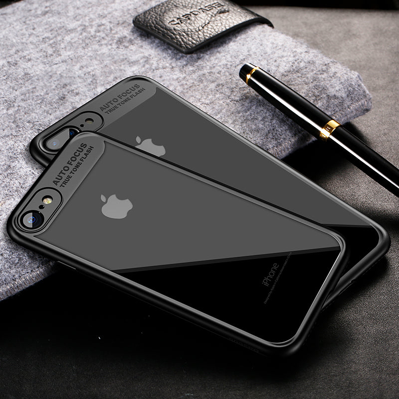 Luxury Case For iPhone 8 7 6 6s Ultra Thin Capinhas Silicone Cover